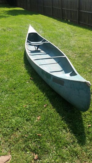 Aluminiun canoe for sale