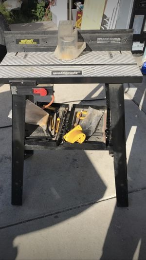 New and used tools machinery for sale in san luis obispo ca offerup router table greentooth Gallery