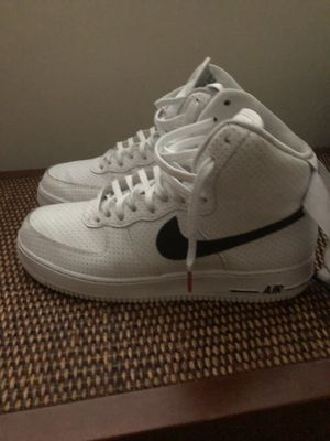 Air Force ones in good condition size 10.5