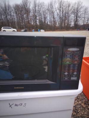 Samsung microwave 1000 watts