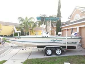 02 Key Largo cc 22FT Bay and flats excellent condition 1owner