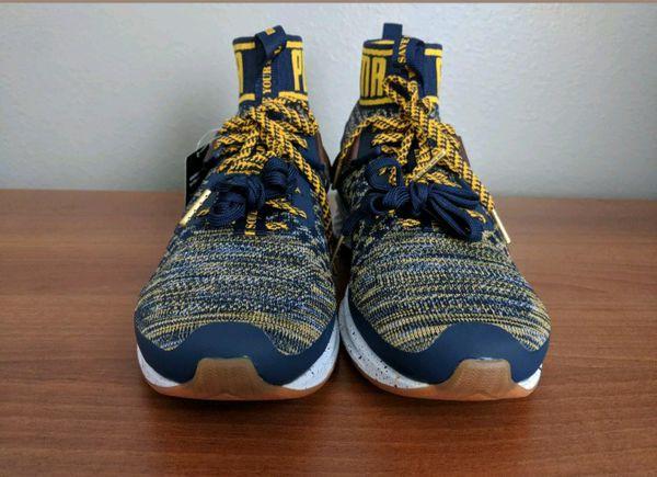 Puma Shoes Size 11.5 Like new