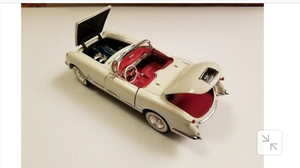 1953 Corvette 50th Anniversary Wix collection
