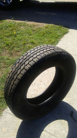 BFGoodrich 185/ 70r14 883 m+s tire