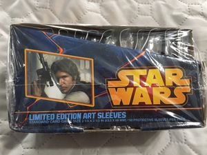 Limited edition Han Solo Art Sleeves