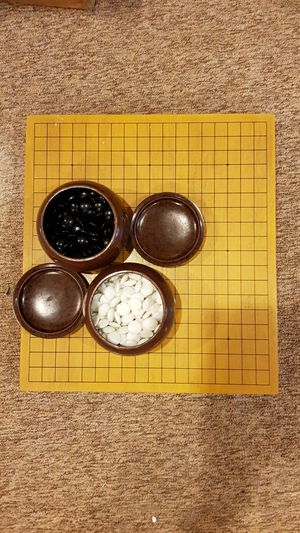 Chinese Game board set (Go)