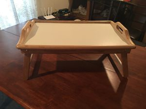 Foldable Table/Bedroom Tray