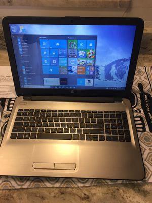 "Hp laptop 15"" new loaded"