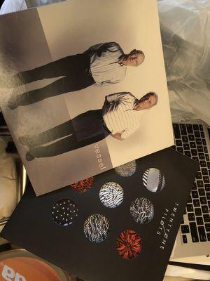 Twenty One Pilots- Blurryface and Vessel Vinyl