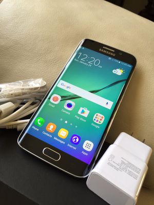 Samsung Galaxy S6 edges 32GB excellent condition factory unlocked