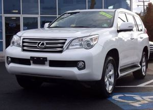 SUV LEXUS GX460 SUV ( 3 Row Seats family + Luxury)