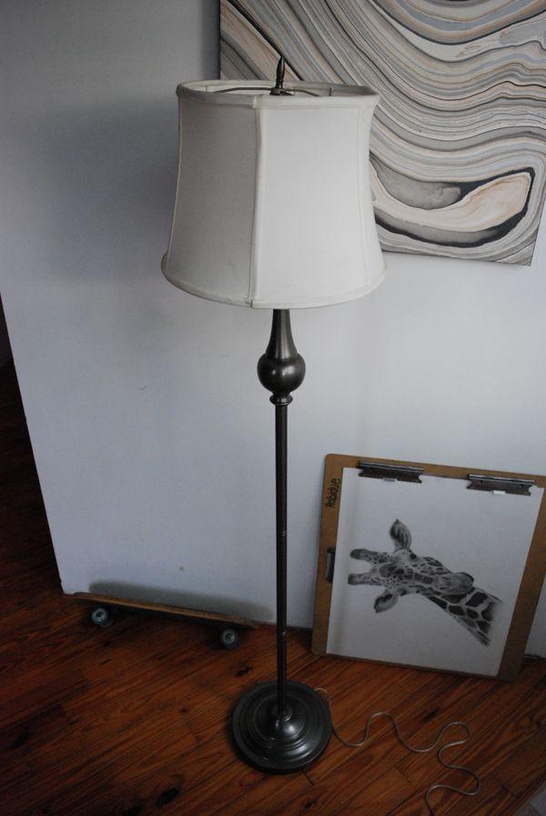 Tall ikea floor lamp (Household) in Atlanta, GA