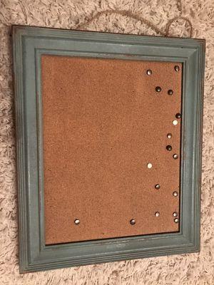 Cute shabby chic cork board