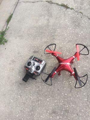 Carrera RC drone with camera