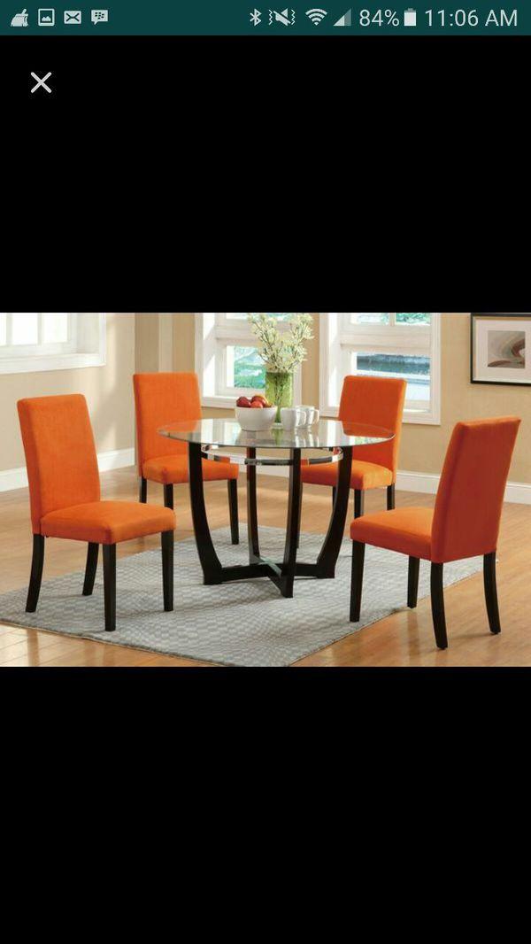 5 PC Dining Set 2348 Furniture In Orlando FL