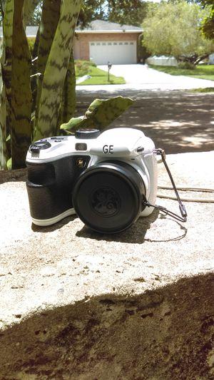 GE X500 PowerPro Digital Camera extend lense