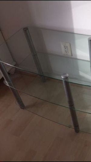 Glass Table, for sale