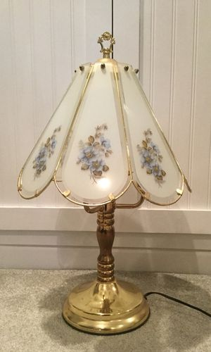 New and used lamp shades for sale in lancaster pa offerup glass shade touch lamp mozeypictures Images