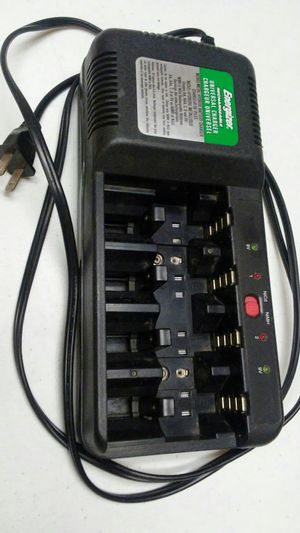 Energizer Rechargeable Battery Charger