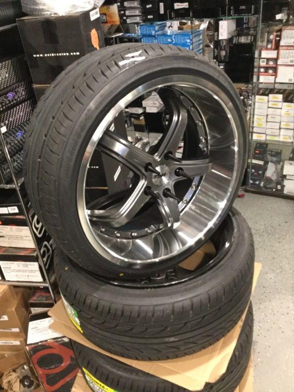 20x10 +35 offset 5x120 TSW Wheels on 245-35-20 Delinte tires M3 BMW ...