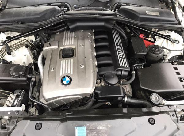 2007 BMW 530i - Black Leather / NAVIGATION / Drives Excellent