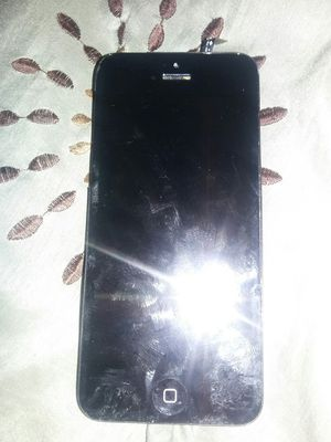 I phone screen