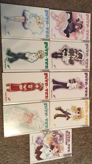 Graphic Novel Series: Pita-Ten