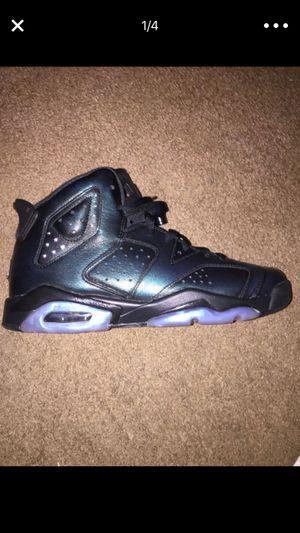 Allstars Jordan's 6s size 6.5 brand new