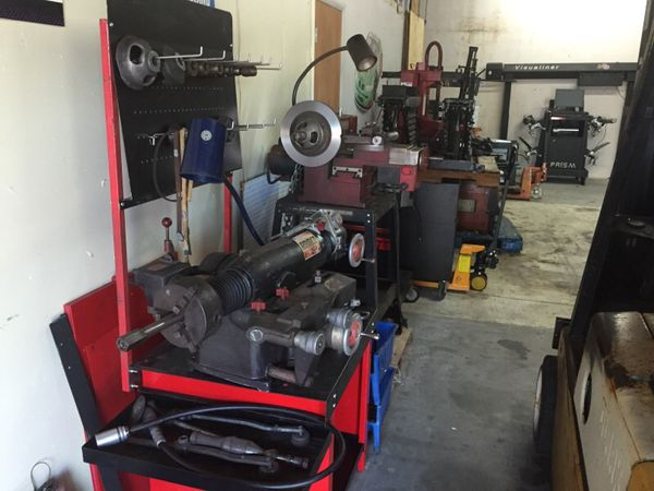 Auto shop equipment for sale tools machinery in odessa fl for Parlour equipment