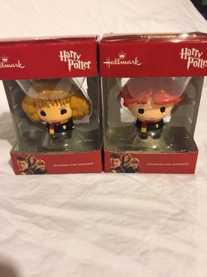 Harry Potter Hallmark Ornaments