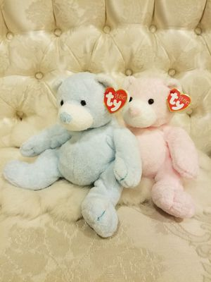 Pair of adorable bears