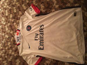 PSG Away Jersey 15/16