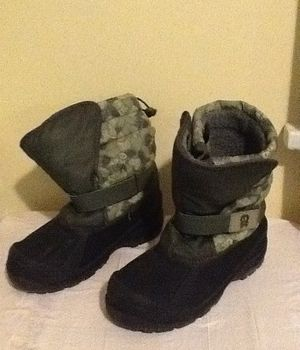 Athletech Winter Snow Boots Adult Size 5