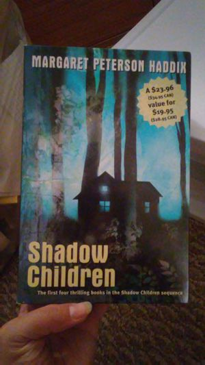 Shadow Children Sequence (first 4 books)