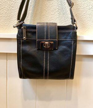 Gorgeous Tignanello Dark Brown Crossbody or shoulder bag