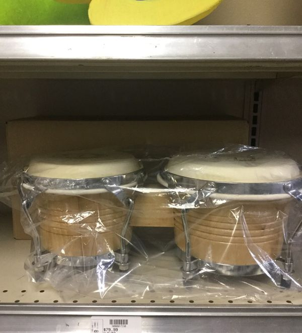 GP Bongos Brand New!!
