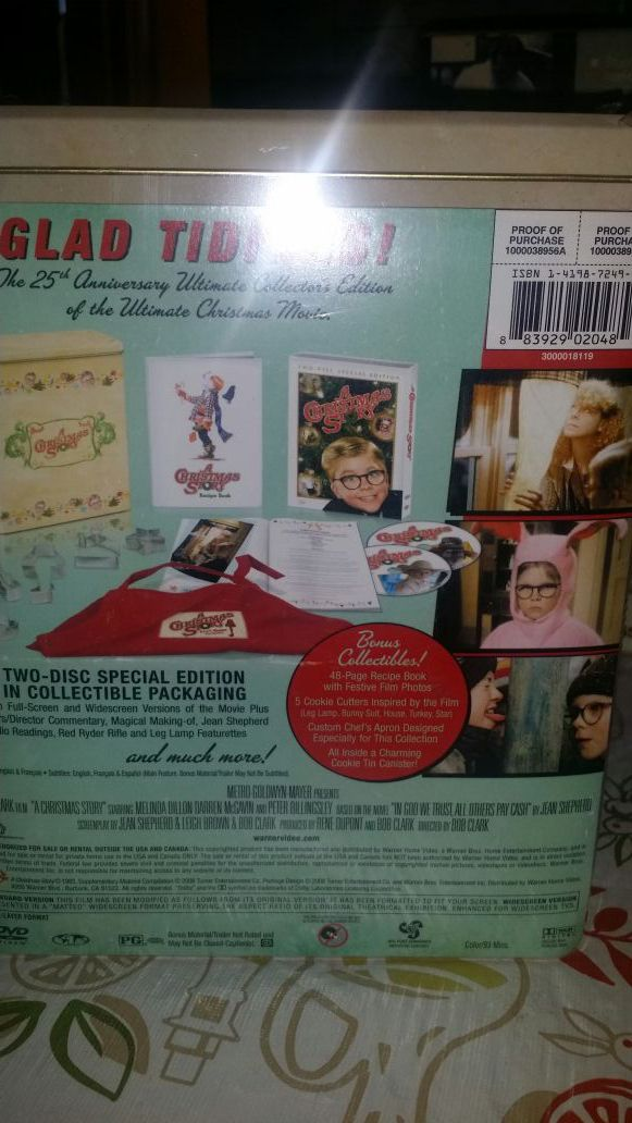 christmas story 25th anniversary