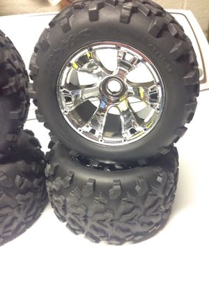 Traxxas 17mm tires