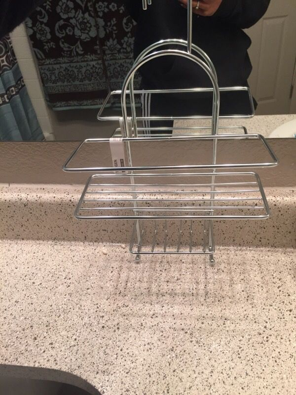 Ikea shower caddy furniture in silverdale wa offerup for Bedroom furniture 98383