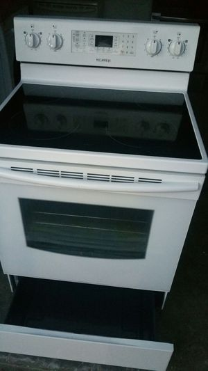 Stove Samsung 5 burners convection oven