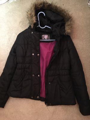 Girls rush winter jacket coat size L