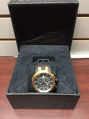 Invicta Reserve Mens Watch Large Face