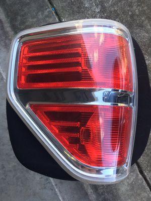 F150 rear tail light