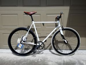 State bicycle contender fixed gear Fixie