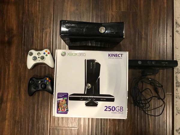 Xbox 360 console 256 gb with kinect rock band bundle and 12 xbox 360 console 256 gb with kinect rock band bundle and 12 games video games in sunnyvale ca publicscrutiny Gallery