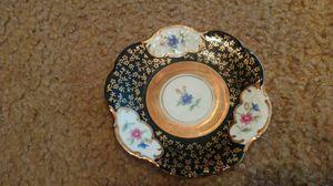 Antique German plate