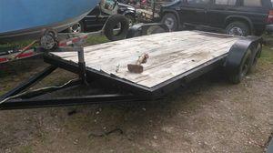Car trailer 17ft