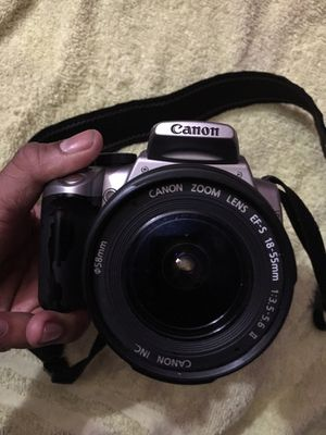 Canon E0S Rebel XT (18-55mm)