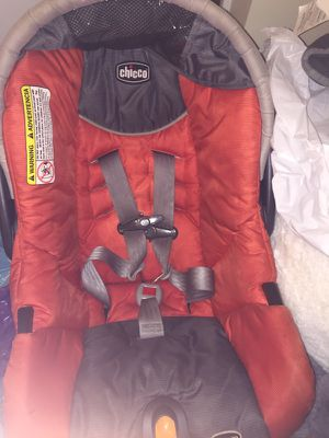 Chicco car seat for free