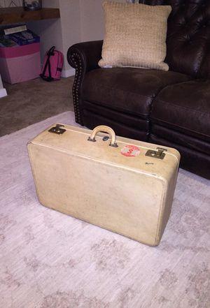 Old suitcase Decor antique